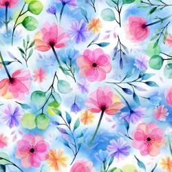 Tossed Flowers - SPRING