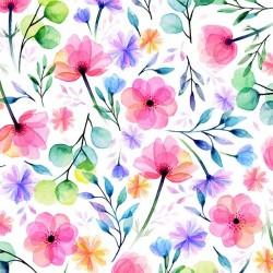 Tossed Flowers - BLOSSOM