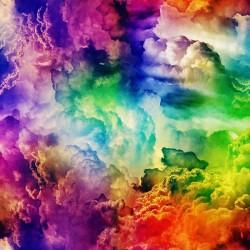 Clouds - RAINBOW