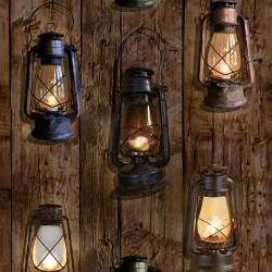 Lanterns - WOODY