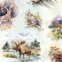 Swoodland Creatures - NATURAL
