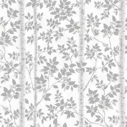 Silver Trees - WHITE/SILVER