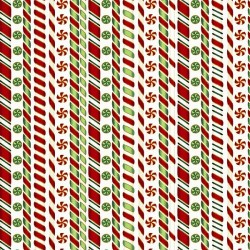 Candy Cane - NATURAL/GOLD