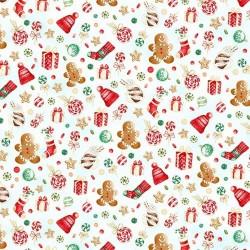 Christmas Theme - SKY/GOLD