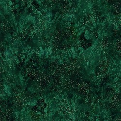 Spots and Branches - EMERALD/GOLD