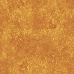 Spots and Branches - GOLD/OCHRE GOLD