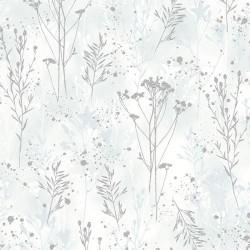 Flower Stems - SEAFOAM/SILVER
