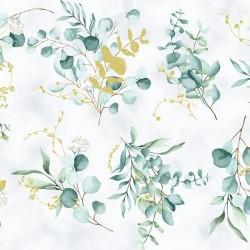 Leaves - JUNIPER/GOLD