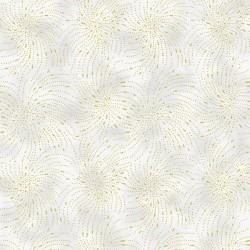 Swirls - FOG/GOLD