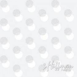 CIRCLES - WHITE/SILVER