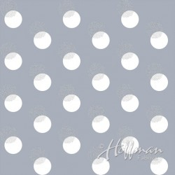 CIRCLES - SLATE/SILVER