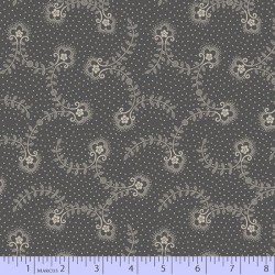 Speckled Flowers - GREY