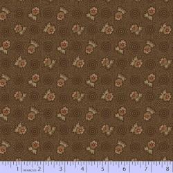 Cheddar Blossom - BROWN