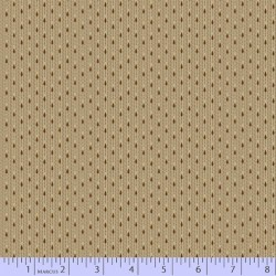 Dotted Dashes - TAN