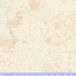 Butterfly Stamp - PEACH