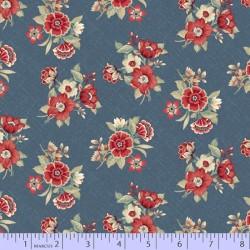 Blue Bouquets - SLATE BLUE