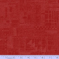 Stitchery - RED