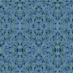 Mosaics - BLUE