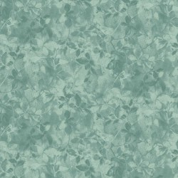 Floral Shading - TEAL
