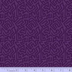 Maze - PURPLE
