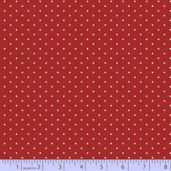 Daphne's Dots - RED