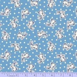 Bunnys - BLUE