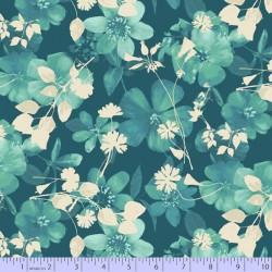 Sun Blossoms - DK BLUE