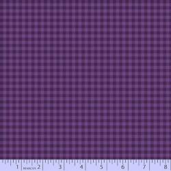 Mix & Mingle Flannel - PURPLE