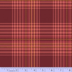 Mix & Mingle Flannel - RED