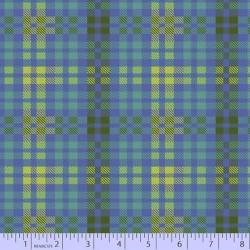 Mix & Mingle Flannel - BLUE