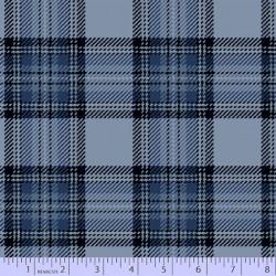 Indigos Flannel- BLUE