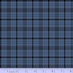 Indigos Flannel- DK BLUE