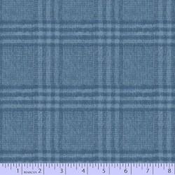 Indigos Flannel- LT BLUE