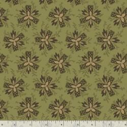Spinning Flower - LT GREEN