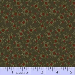 BERRY SPRIG REPRODUCTION - GREEN