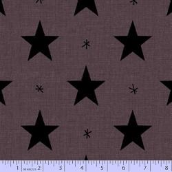 Folk Art Stars - PURPLE