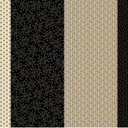 PATCH IT STRIPS - BLACK