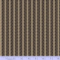 Greenville Stripe - BLACK
