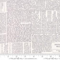 "108"" Wideback Newsprint Tex - FOG"