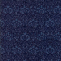 "108"" CROWN IMPERIAL BACKING - INDIGO"