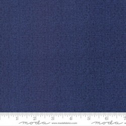 """108"""" Wideback Thatched - NAVY"""