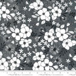 Wild Florals - GRAPHITE