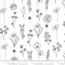 Floral Doodle - PAPER