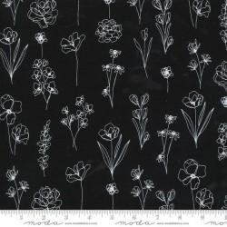 Floral Doodle - INK