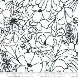 Modern Florals Canvas - PAPER
