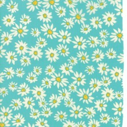 DAISIES FOR DAYS - TURQUOISE