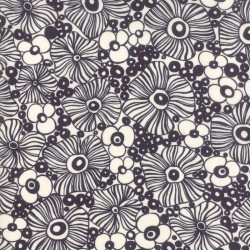 "Mariposa Rayon (54"") - BLACK"