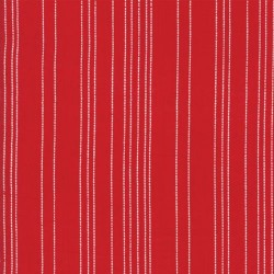 WOVEN DOBBY - RED