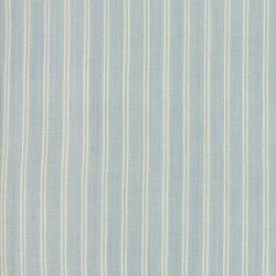SILKY PLAID - STRIPE - LT BLUE