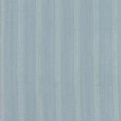 SILKY PLAID STRIPE - LT BLUE